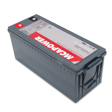 2017 Cheap Hot Sale long life lead acid AGM 12 volt 200ah deep cycle battery 12v For sale