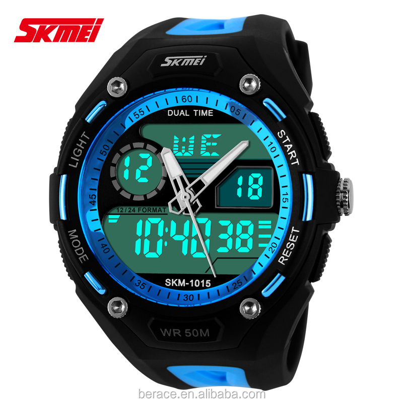 china automatic watch SKMEI 1015 attractive wrist watches men casual watch