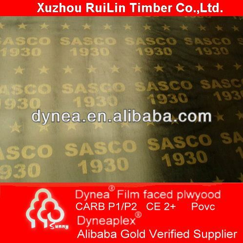 tongue and groove plywood Chinese shuttering plywood