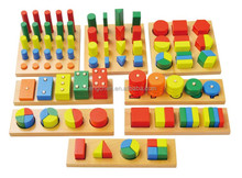 Vidatoy Classic Hundred Board Montessori 1-100 Consecutive Numbers Wooden Toys for Children - Upgraded Version