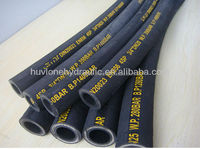 China factory provide High Pressure Hydraulic Hose Steel Wire Spiral Rubber Hose