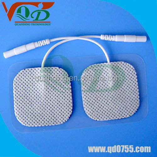 Digital tens electrodes electric muscle stimulator electrode pads