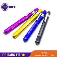 Cost effective top gift flashlight pen size