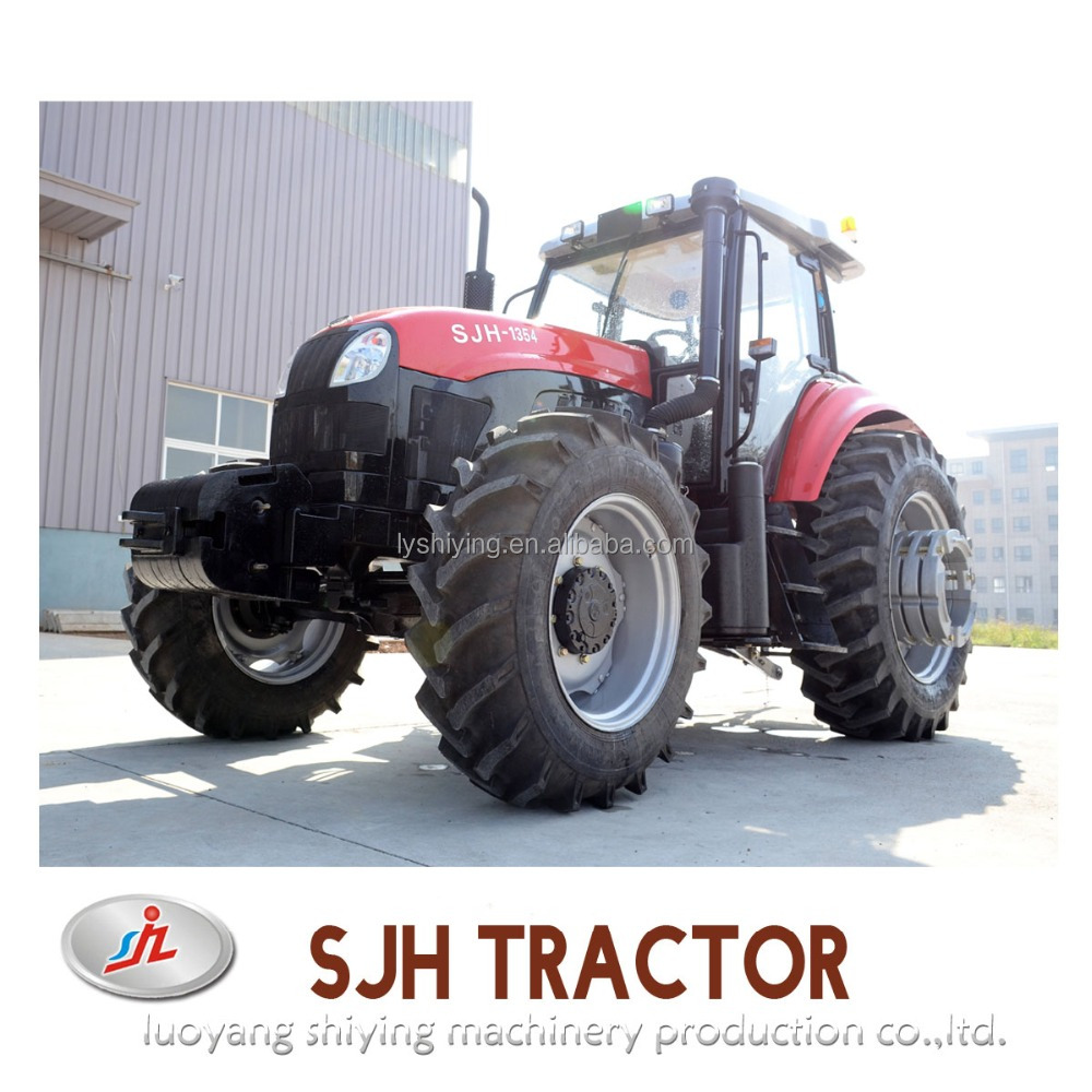 Hot Sale SJH130hp Farm Land Tractor Matched All The Implements