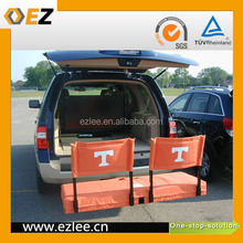 Car Hitch seat foldable cargo carrier