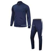Hot National Jersey Tracksuit Adult Soccer Jacket with pants 100%polyester