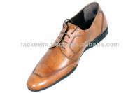Stylish leather shoes for men
