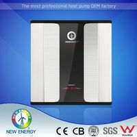 MINI Household smart wall mounted water heater brand names