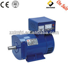 Single phase 20kw AC generator head