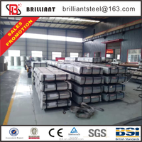 galvanized corrugated steel/iron sheet fiber cement corrugated roofing sheet