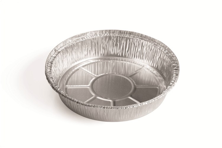 2017 Round Disposable Aluminum Foil trays/catering Trays