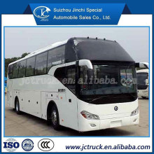 double decker 65 seat sightseeing bus for sale china manufacture