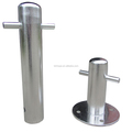 Dock Used Good Quality stainless steel marine bollard