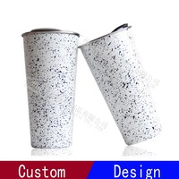 New Style Customized Double Wall Stainless Steel Thermo Cup