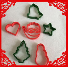 Quality hot selling xmas cookie cutters