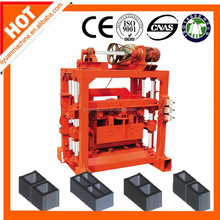 QTJ4-40B2 autoclaved aerated concrete brick making machine