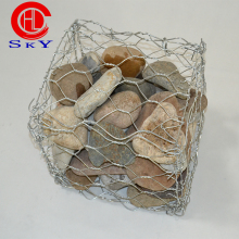 Hexagonal gabion baskets gabion box gabion stone cage factory