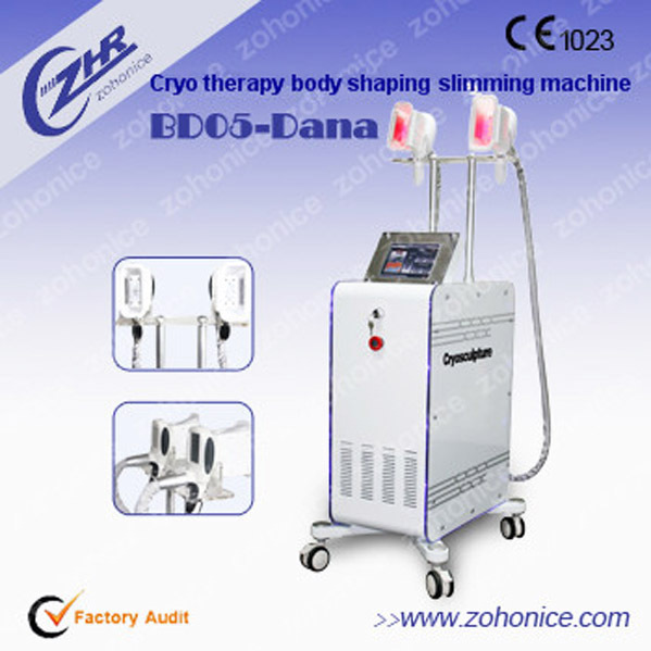 BD05 zohonice best t&b professional cryo therapy fat reduction device