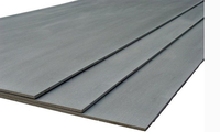 Excellent Fire-proof 1220*2440*6MM Non-asbestos Silicate Calcium Board for Furred Ceiling Decoration