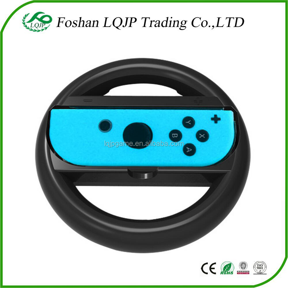 Steering Wheel For Nintendo Switch Newest Joy-Con Handle Holder Steering Whee