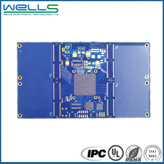 immersion gold 94v0 rohs electronic pcba circuit board