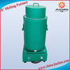 JC Small Induction Copper Scrap Melting Furnace for Sale