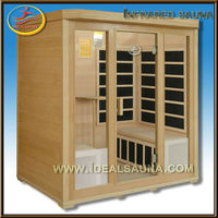 4-Person far infrared ray sauna Cabin