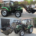 55hp tractor with 4 in 1 bucket for Australian market