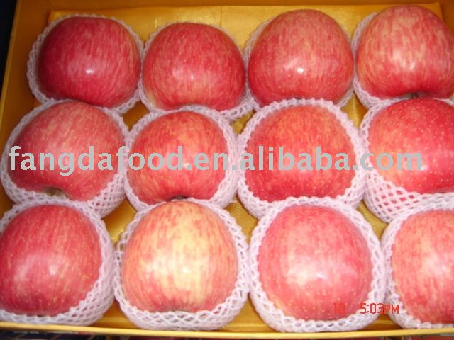 Chinese Fuji Apples On Promotion