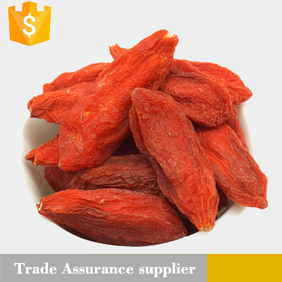 High Quality goji fruit