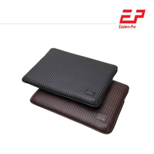 15.6 Inch Custom PU Leather Laptop bag Laptop Sleeves