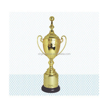 Die casting golden metal team sports trophies cup