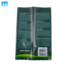 Sides sealed medicine aluminum foil bag for herbal