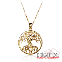 Winterfell Tree Pendant Necklace 5-1563-5050