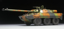 1:35 scale French Army AMX-10RCR Reconnaissance Armored Vehicle tank model kits