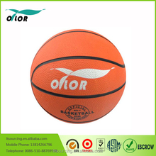 High quality cheap price natura rubber mini basketball