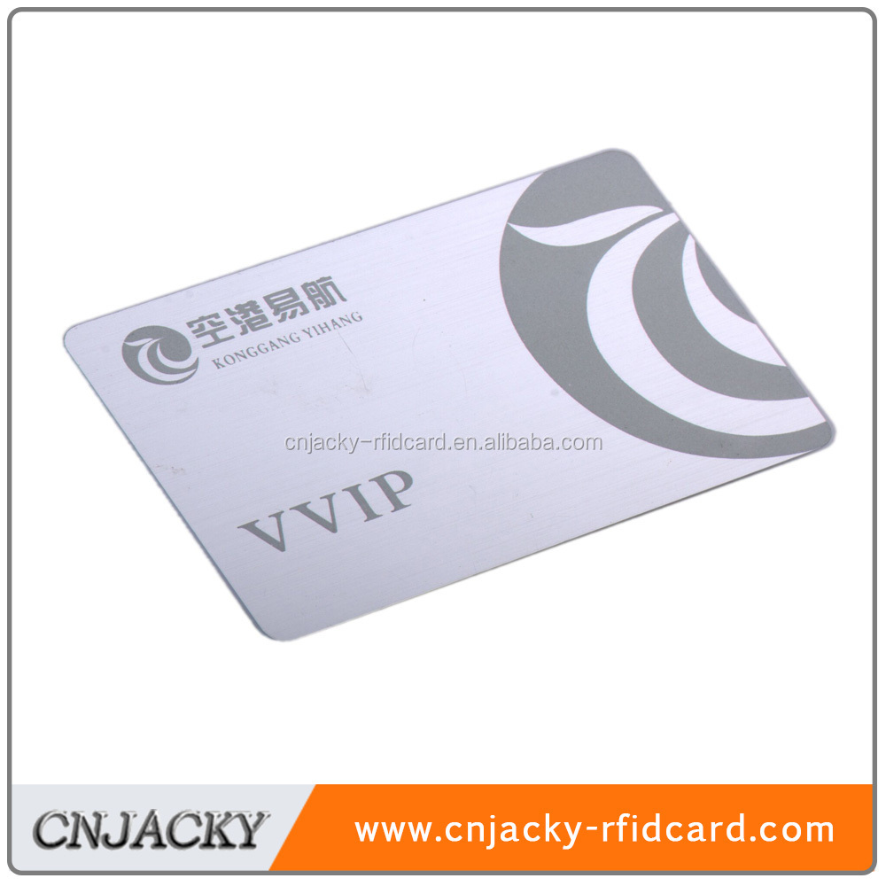 Hot sale Programmable dual frequency RFID card