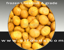 frozen roasted peeled chestnuts for hot sale