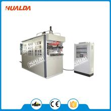 High efficiency superior quality disposable plastic cup glass making machine