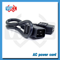 Electric extension cord , european standard power extension cord