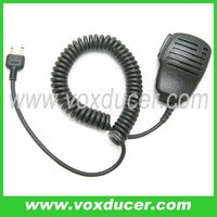 Police Shoulder Speaker Mic for Icom two way cb radio IC-F10 IC-F20 IC-H2 IC-H6 IC-J12 IC-M5 IC-U12 IC-U16 IC-36FI