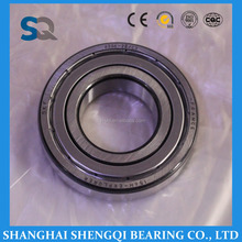 High Quality! Deep groove ball bearing 6206-RS 6206ZZ 6206-2Z for roller skate
