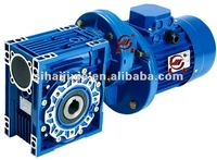 Combined Helical Motor Gear Boxes