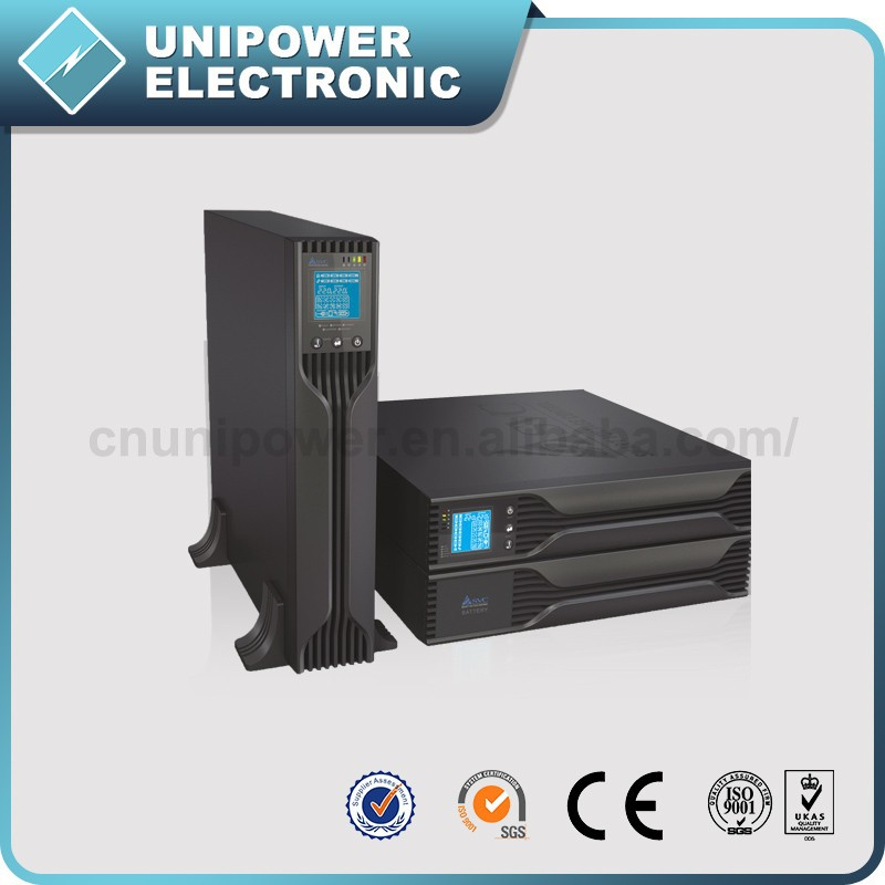 Advanced Techniques 1KVA 2U/3U 19 Inch Rack Mount UPS