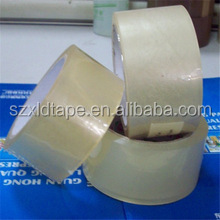 Acrylic Adhesive and BOPP Material Carton sealing bopp tapes 47mic 100m