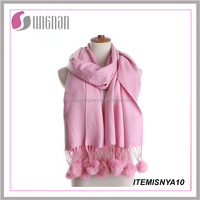 2015YIWU factory manufacture wholesale cashmere scarf knit cashmere scarf pattern thick cashmere scarf