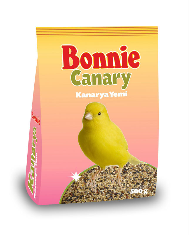 Bonnie Canary Food 500gr