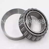 30206 Truck Parts Tapered Roller Bearings with Good Quality