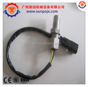 E200B/E320 speed sensor 5I-7579, excavator revolution sensor for sale
