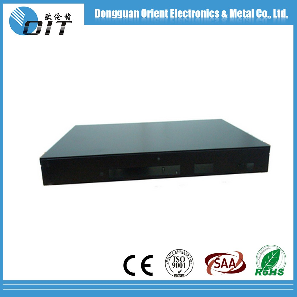 "4U 19"" Professional Sheet Metal OEM box & case mini itx computer cases with sheet metal processing Zinc Plating ATX"